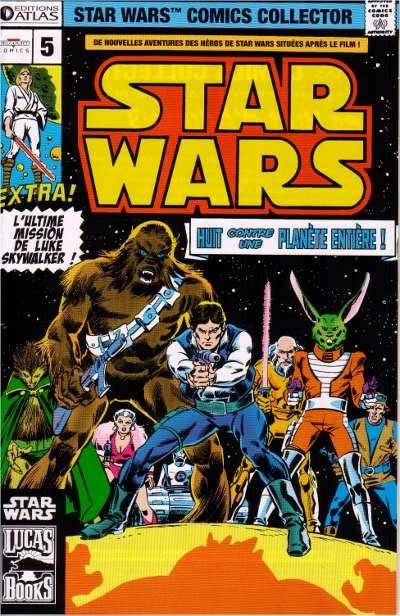 EDITION ATLAS - STAR WARS COMICS COLLECTOR #01 - #20 0531