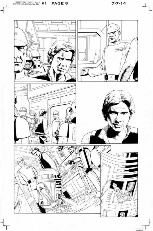 Marvel Comics US - Star Wars  0533