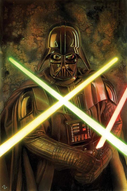 Marvel Comics US - Star Wars: Darth Vader 0536