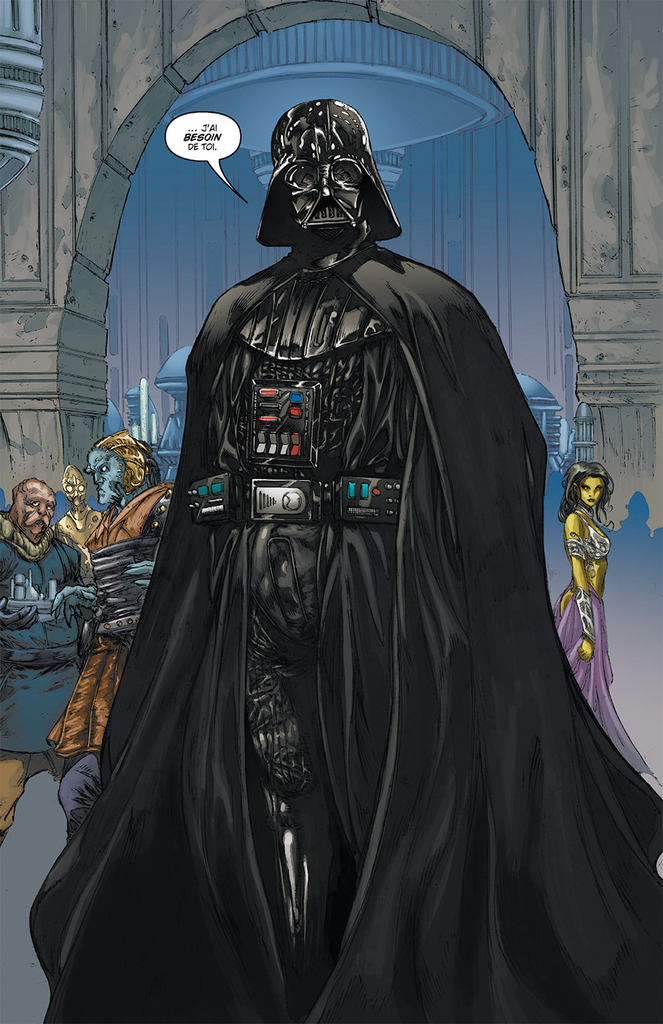 Star Wars - Dark Vador 04 : La Cible 0541