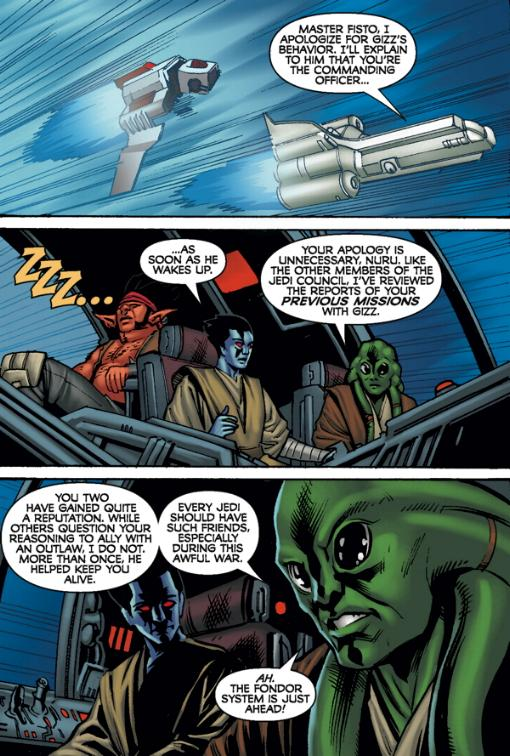 STAR WARS - THE CLONE WARS - Mission - Page 2 0549