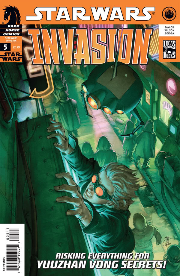 STAR WARS - INVASION (The Yuuzhan Vong Invasion) 0550