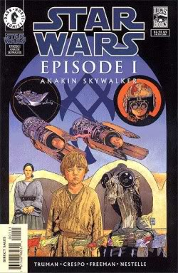 STAR WARS EN BD EPISODES I A VI ET L'INTEGRALE 0555