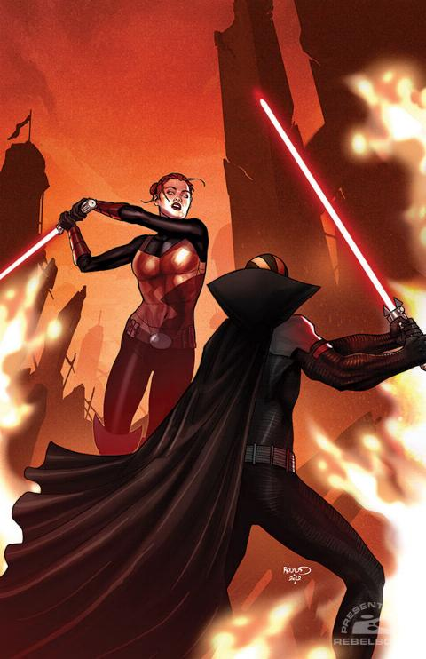 STAR WARS: LOST TRIBE OF THE SITH  0556