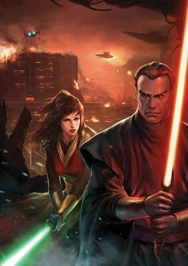 STAR WARS - THE OLD REPUBLIC 0557