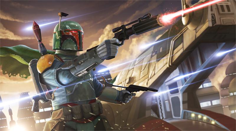 Artwork Star Wars - ACME - Deal Gone Bad 0560