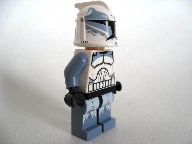 LEGO STAR WARS - 7964 - Frégate de la république 0576