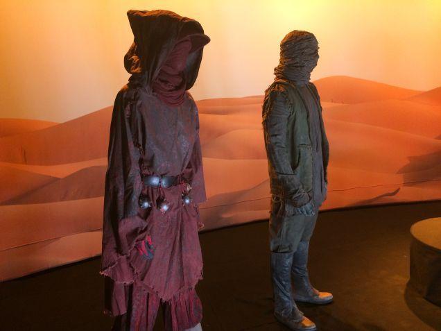 7 - Costumes & Maquettes Star Wars Le Réveil de la Force 0578