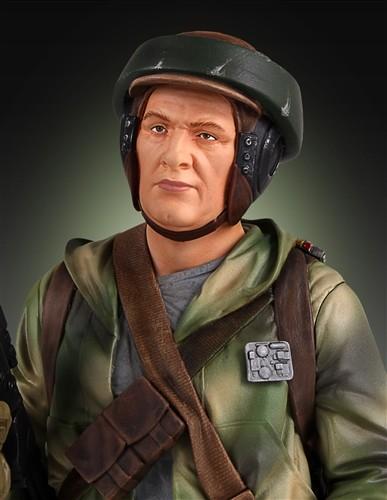 Gentle Giant - Star Wars Endor Trooper Mini Bust 0585