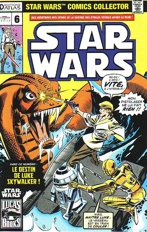 EDITION ATLAS - STAR WARS COMICS COLLECTOR #01 - #20 0629