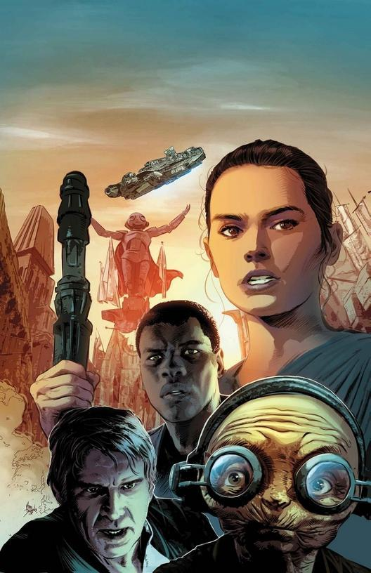 Marvel Comics US STAR WARS: THE FORCE AWAKENS 0632
