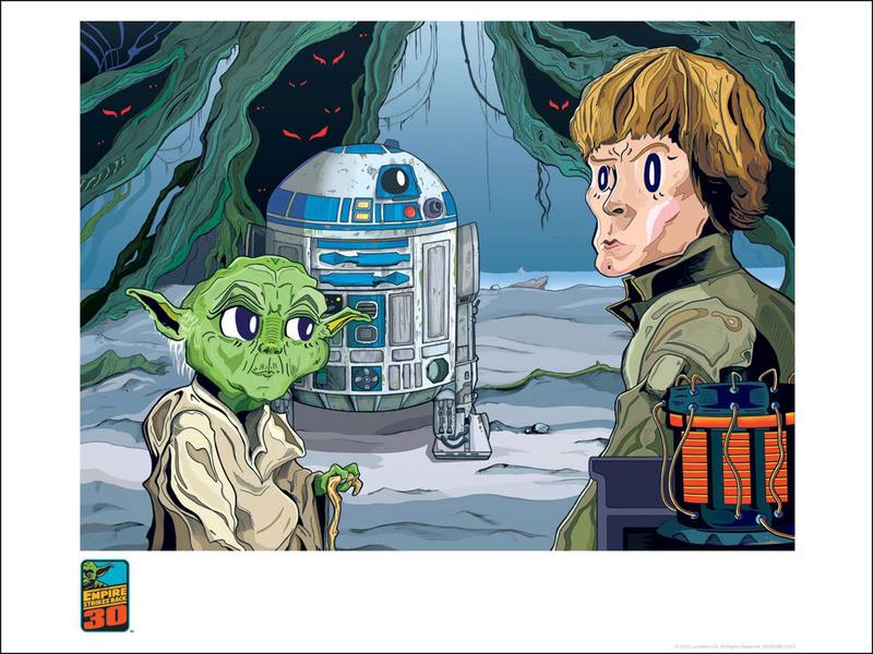 Empire 30th Anniversary Artwork Collection 0659