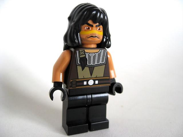 LEGO STAR WARS - 7964 - Frégate de la république 0662