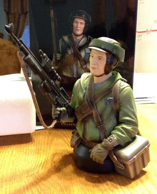 Gentle Giant - Star Wars Endor Trooper Mini Bust 0670
