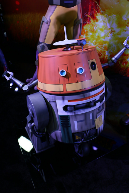 Star Wars - San Diego Comic-con 2014 0679