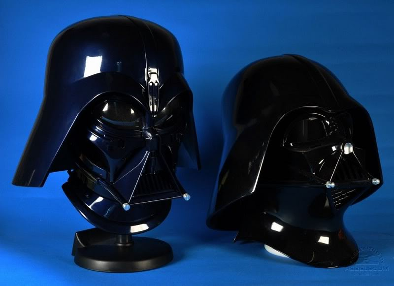 Efx - Darth Vader helmet - Ralph MC QUARRIE concept 0697