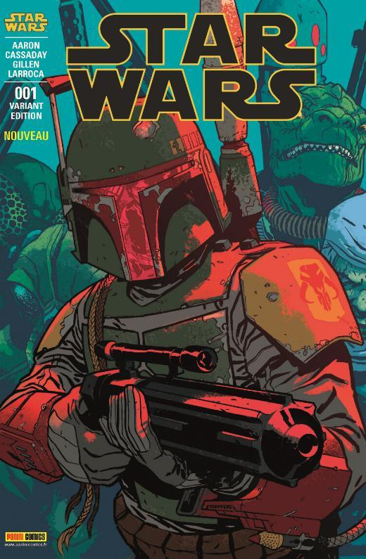 MAGAZINE STAR WARS #1 PANINI - Mai 2015 0716
