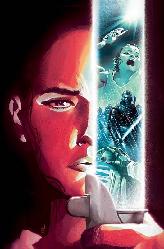 Marvel Comics US STAR WARS: THE FORCE AWAKENS 0731