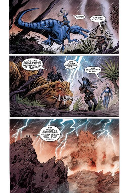 STAR WARS - DAWN OF THE JEDI (VO) - LA GENESE DES JEDI (VF) - Page 3 0735