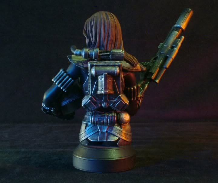 gentle Giant - Shae Vizla mini bust 0767