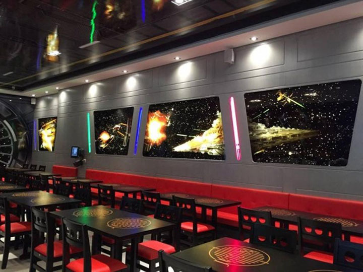 Restaurant Star Wars 0770