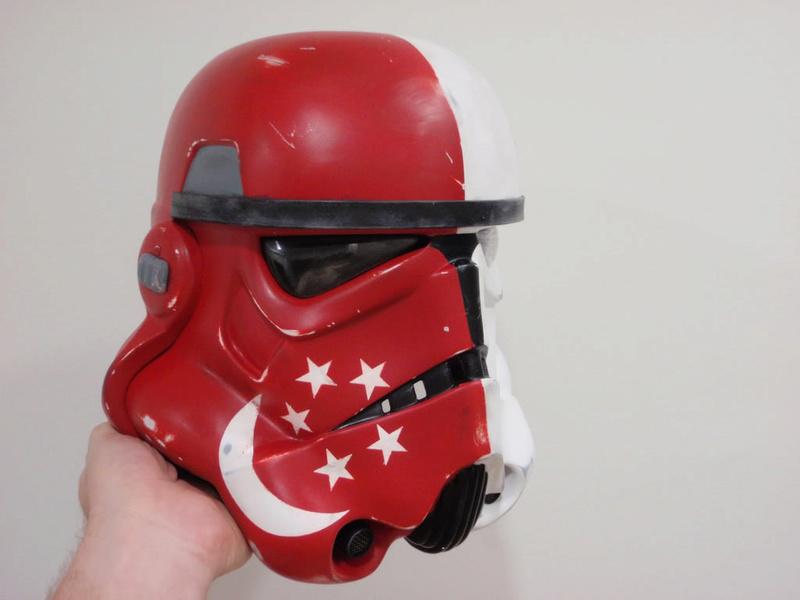EFX - Stormtrooper Helmet 501 ST Legion TK Project - Page 3 0793