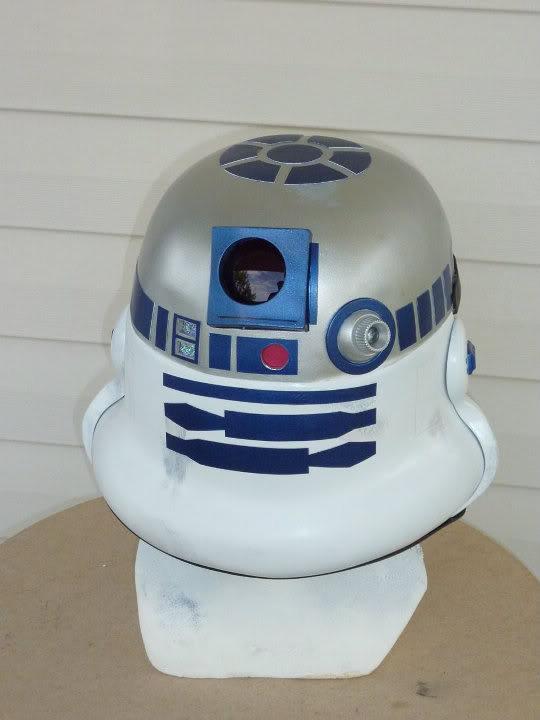EFX - Stormtrooper Helmet 501 ST Legion TK Project - Page 3 0794