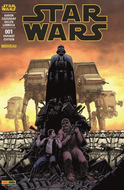 MAGAZINE STAR WARS #1 PANINI - Mai 2015 0816