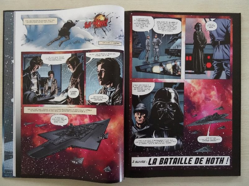 STAR WARS - L'EMPIRE CONTRE-ATTAQUE  0822