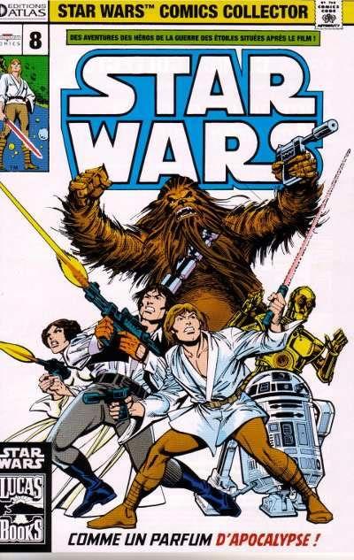 EDITION ATLAS - STAR WARS COMICS COLLECTOR #01 - #20 0826