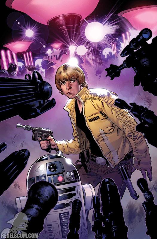 Marvel Comics US - Star Wars  0828