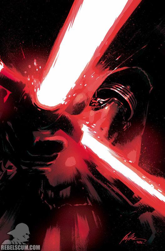 Marvel Comics US STAR WARS: THE FORCE AWAKENS 0829