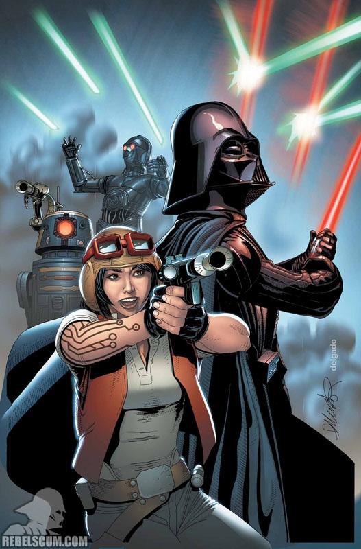 Marvel Comics US - Star Wars: Darth Vader 0830