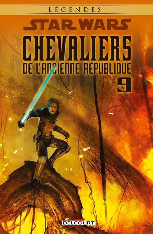 Star Wars - Chevaliers de l'Ancienne République 9 0833