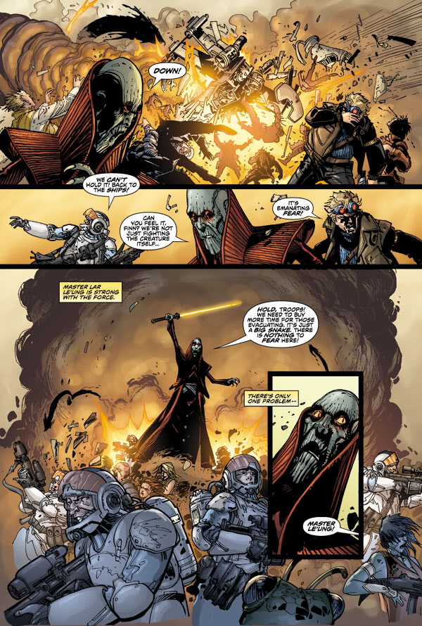 STAR WARS - INVASION (The Yuuzhan Vong Invasion) 0837