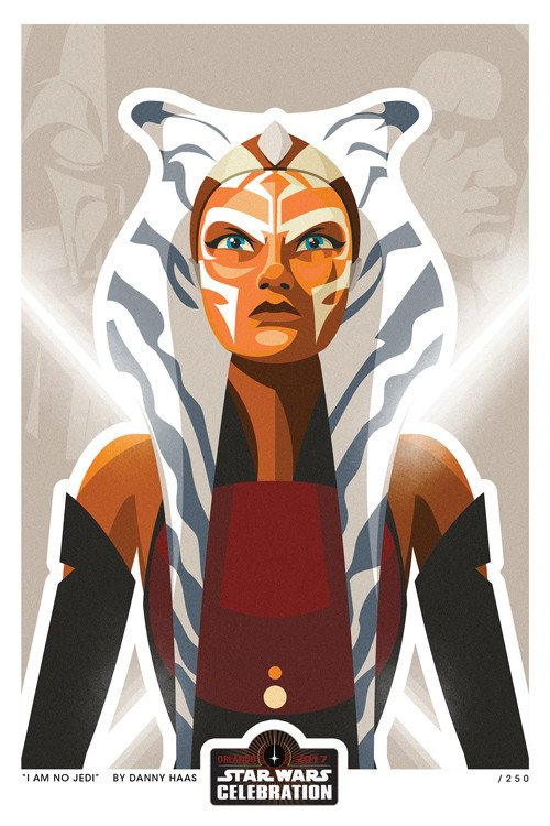ART SHOW Star Wars Celebration Orlando 2017 0845