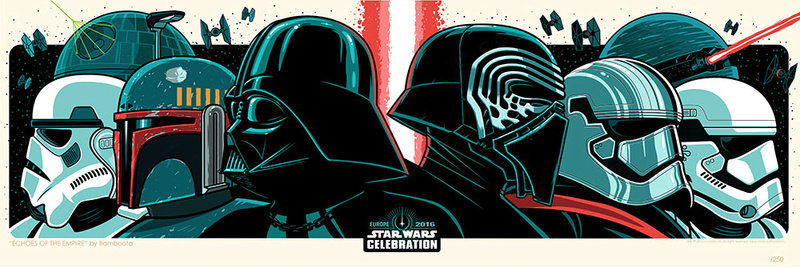 Art Show - Star Wars Celebration Europe Londres 2016 0846
