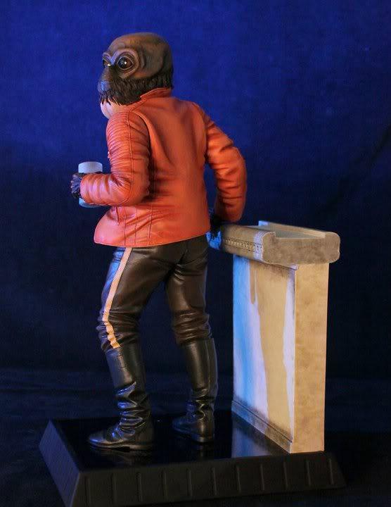 Gentle Giant -  Ponda Baba Premier Guild exclusif Statue 0868