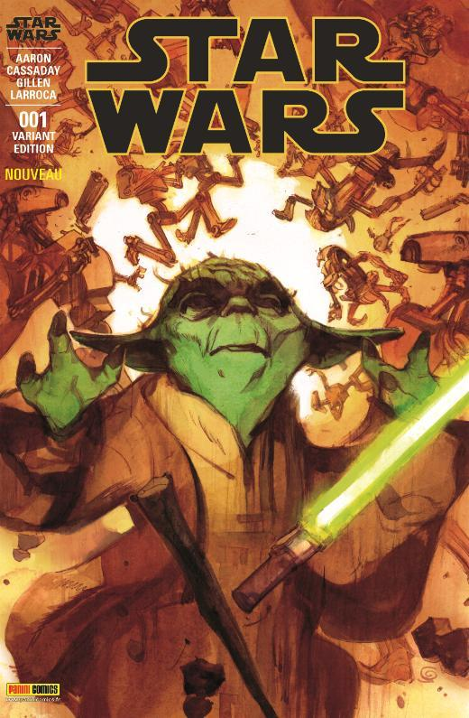 MAGAZINE STAR WARS #1 PANINI - Mai 2015 0916