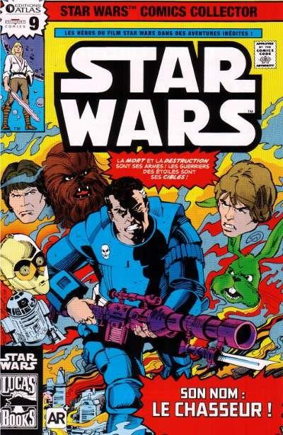 EDITION ATLAS - STAR WARS COMICS COLLECTOR #01 - #20 0926
