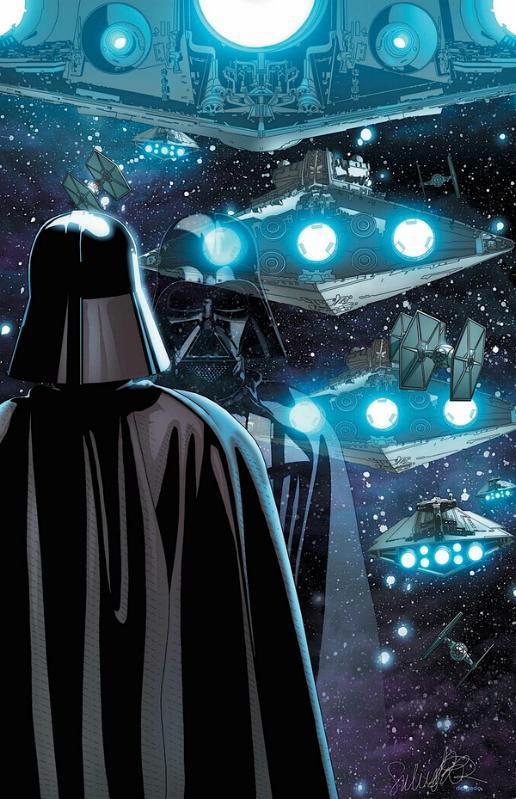 Marvel Comics US - Star Wars: Darth Vader 0930