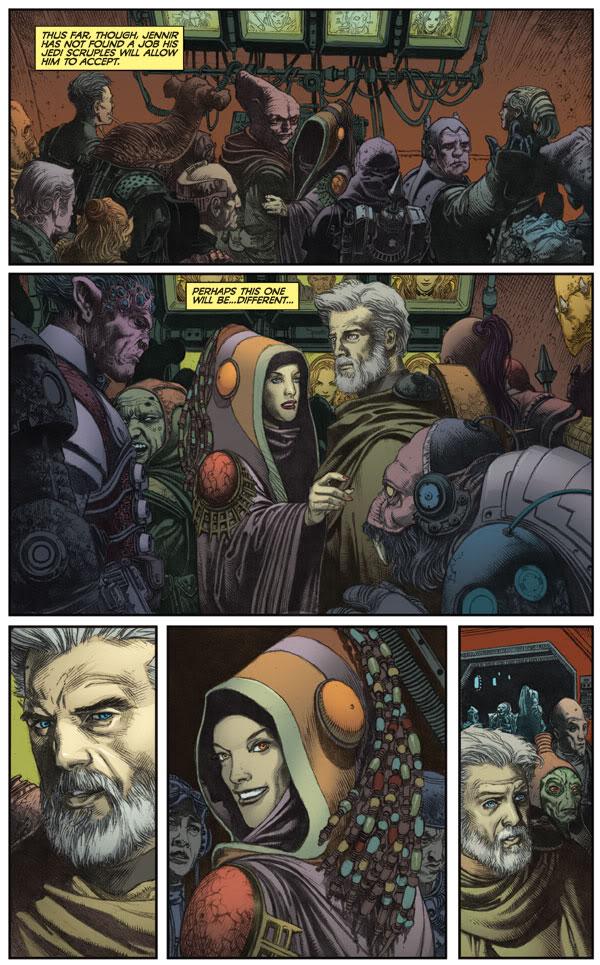STAR WARS - DARK TIMES - Page 4 0933