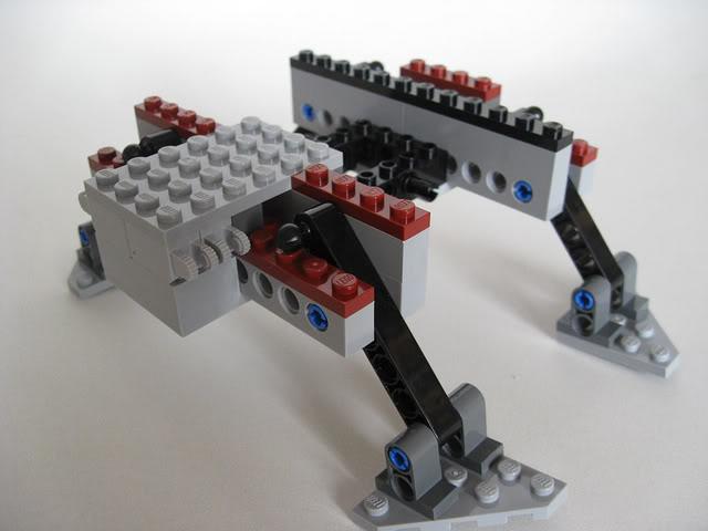 LEGO STAR WARS - 7964 - Frégate de la république 0952