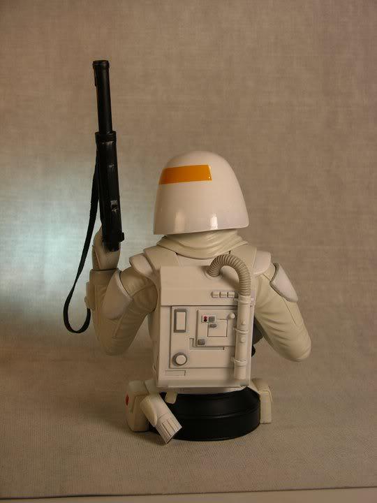 Gentle Giant - McQuarrie Snowtrooper SDCC 2011 Mini Bust 0964