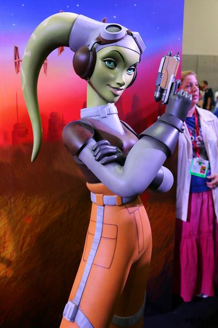 Star Wars - San Diego Comic-con 2014 0967