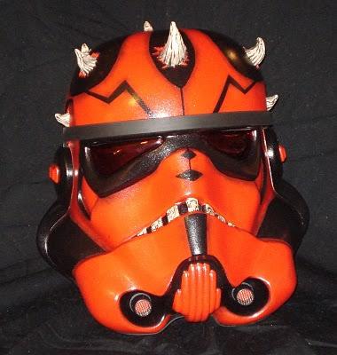 EFX - Stormtrooper Helmet 501 ST Legion TK Project - Page 3 0985