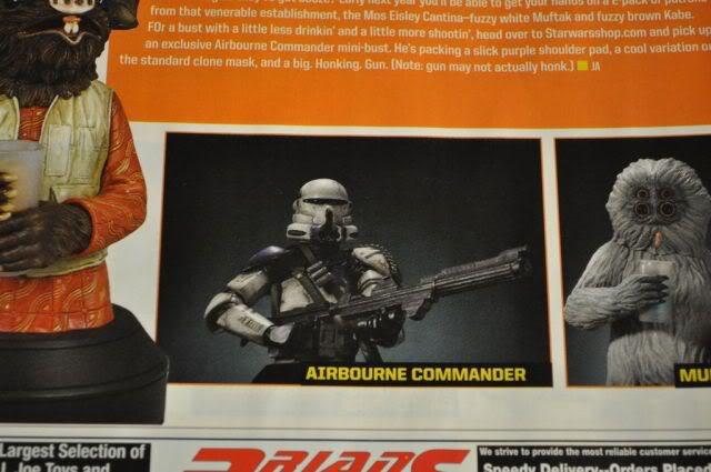Gentle Giant - Airborne Trooper Mace Windu Squad Mini Bust 1-1610