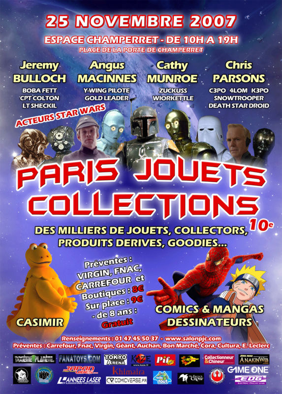 Paris Jouets Collection - 25 Novembre 2007 10014