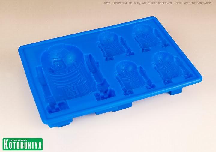 Kotobukiya - Han Solo Carbonite - Silicone Ice Tray 10113