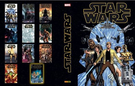MAGAZINE STAR WARS #1 PANINI - Mai 2015 1017